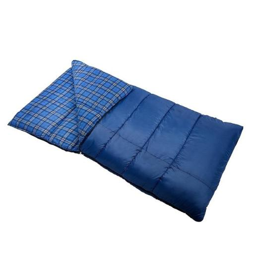 Wenzel 690681 20 Degree Castlewood Sleeping Bag, Classic Blue