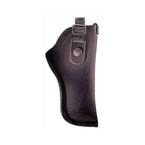 Gunmate 21028 gunmate hip holster #28 medium revolvers 4 black