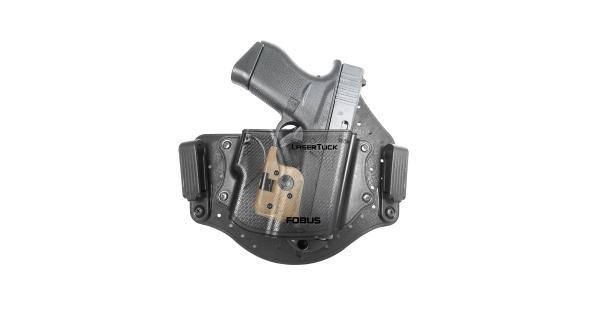 Fobus lasertuck fobus universal iwb holster lasertuck