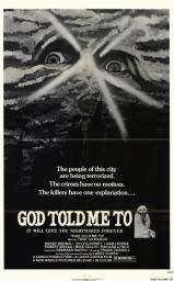 God Told Me To Movie Poster Print (27 x 40) MOVGH3632