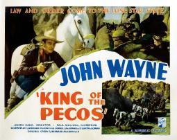 King Of The Pecos Photo Print EVCMCDKIOFEC257LARGE