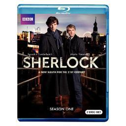 Sherlock-season 1 (blu-ray/2 disc/ff-4x3) BRE152463