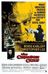 The Crimson Cult Movie Poster Masterprint EVCMCDCRCUEC002HLARGE