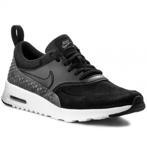 finest selection 10720 33764 Nike Womens Air Max Thea Prm Low Top Lace Up Running Sneaker