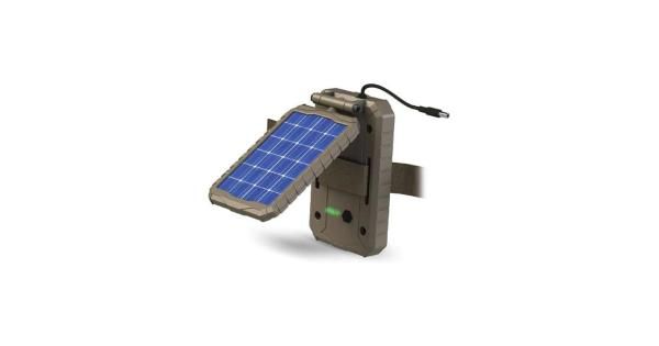 Stealthcam solp stealth solar power panel