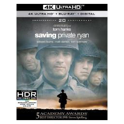 Saving private ryan (blu-ray/4k uhd/digital copy/20th ann/3 disc) BR59195735