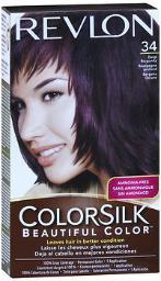 Revlon Colorsilk Beautiful Color Hair 34 Deep Burgundy