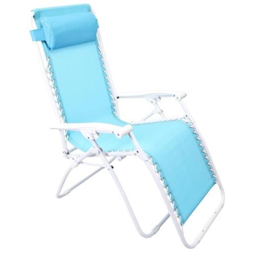 Turquoise Zero Gravity Chair - Turquoise