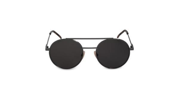 eb7b010d0f3d Fendi Fendi Air Round Sunglasses FF0221S KJ1 M9 52