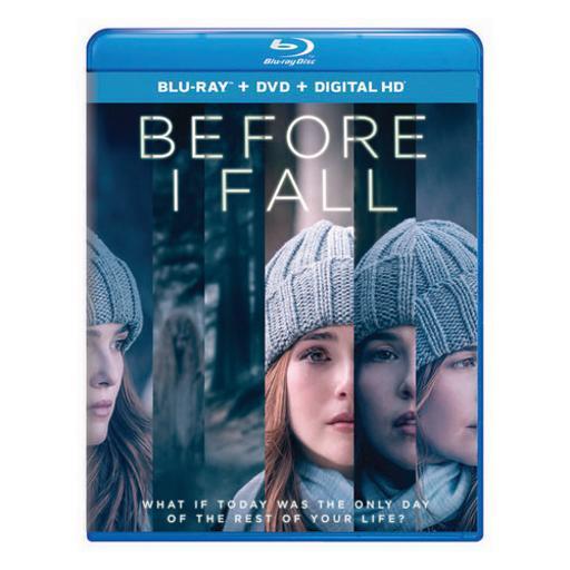 Before i fall (blu ray/dvd w/digital hd) WRECQU3BJTT74BCN