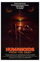 Humanoids from the Deep, c.1980 Movie Poster (11 x 17) MOV194180