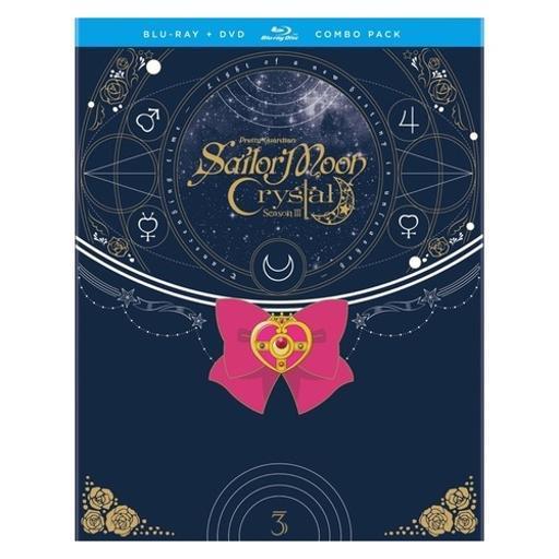 Sailor moon-crystal-set 3 (blu-ray/dvd/4 disc/combo) KTKJGK9ER9J6NMWB