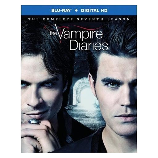 Vampire diaries-complete 7th season (blu-ray/digital hd/3 disc) 1292873