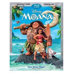 Moana (blu-ray/dvd/digital hd/2 disc) BR143275