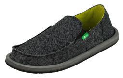 Sanuk Casual Shoes Mens Vagabond Mesh Slip On Phylon 1015961 1015961