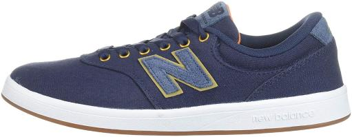 New Balance Mens AM424 Lifestyle Skate Numeric Low Top Lace Up Fashion Sneakers