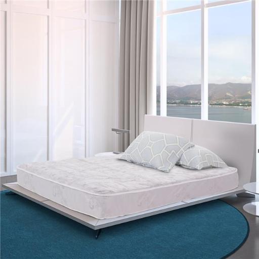 Wolf Mattress SCS-30 Sleep Comfort Smooth Mattress, Full Size