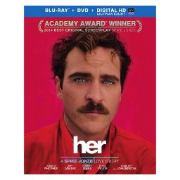 Her (2013/blu-ray) BR414986