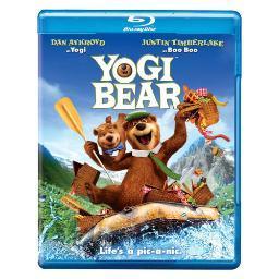 Yogi bear (2010/blu-ray/dvd/dc/combo) BR156734