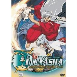 INUYASHA MOVIE 3-SWORDS OF AN HONORABLE RULER (DVD)