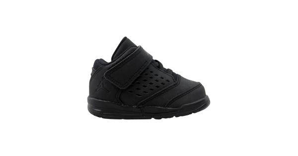 buy popular 55c08 7c019 Nike Air Jordan Flight Origin 4 BT Black 921198-010 Toddler - MassGenie