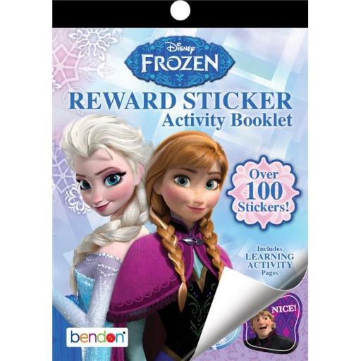 DDI 1870539 Disney Frozen Reward Stickers Case of 48 T1SFEDN2VNXNC5CZ