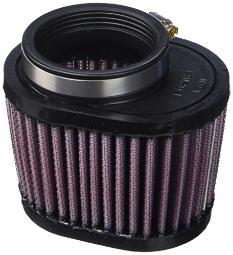 K&N Ru-0981 Universal Rubber Filter RU-0981