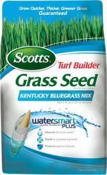 Scotts 18169 Turf Builder Kentucky Bluegrass Mix Grass Seed, 7 Lbs