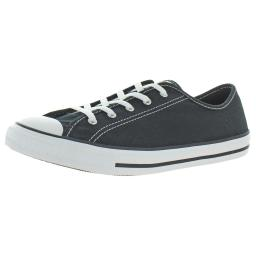 Converse Womens CTAS Dainty GS Ox Trainers Canvas Sneakers