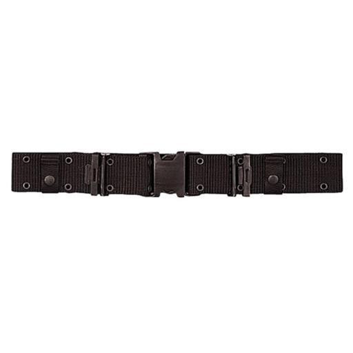Black Marine Corp Style Quick Release Pistol Belt IIH1UAMJJTSBC88G