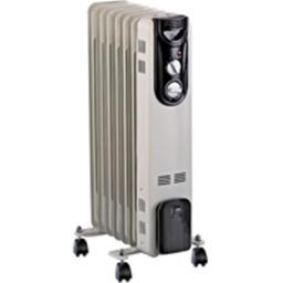 Homebasix DF-150P9-7 Oil Filled Heater 600, 900, 1500
