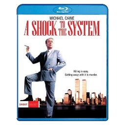 Shock to the system (blu ray) (ws) BRSF17708