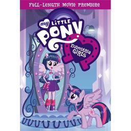 MY LITTLE PONY-EQUESTRIA GIRLS (DVD/WS) 826663142488