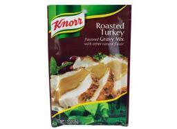Knorr Roasted Turkey Gravy Mix 1.2 oz Packet