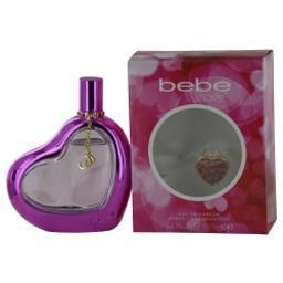 Bebe Love Eau De Parfum Spray, 3.4 Ounce