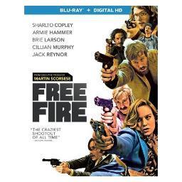 Free fire (blu ray w/digital hd) (ws/eng/eng sub/span sub/eng sdh/5.1dts-hd BR52129