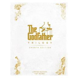 Godfather collection (blu ray) (4discs/eng 5.1 dol) BR59191835