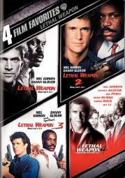 4 film favorites-lethal weapon (dvd/2 disc) D117430D