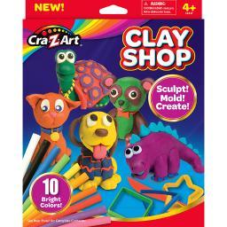 Cra-z-art (2 st) clay shop