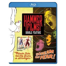 Never take candy from a stranger/scream of fear (blu-ray/hammer f-dbfe/v4) BRMV63311