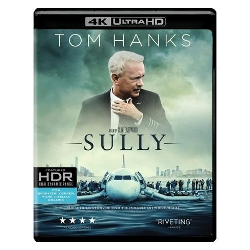 Sully (blu-ray/2016/4k-mastered uhd/digital hd/2 disc) DCQTTHBDIM4T2C0Z