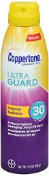 Coppertone Ultraguard Intense Defense Continuous Spray Sunscreen Spf 30 - 6 Oz