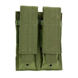 Ncstar Cvp2P2931G Ncstar Cvp2P2931G Double Pistol Mag Pouch/Green