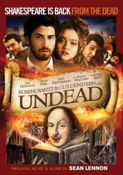 Rosencrantz & guildenstern are undead (dvd)