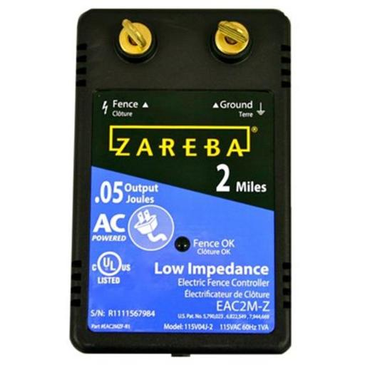 Woodstream EA2M-Z 2 Mile Fence Charger