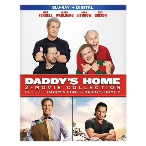Daddys home/daddys 2 (blu ray/double feature) QXRXCRBLVMXM4KSR