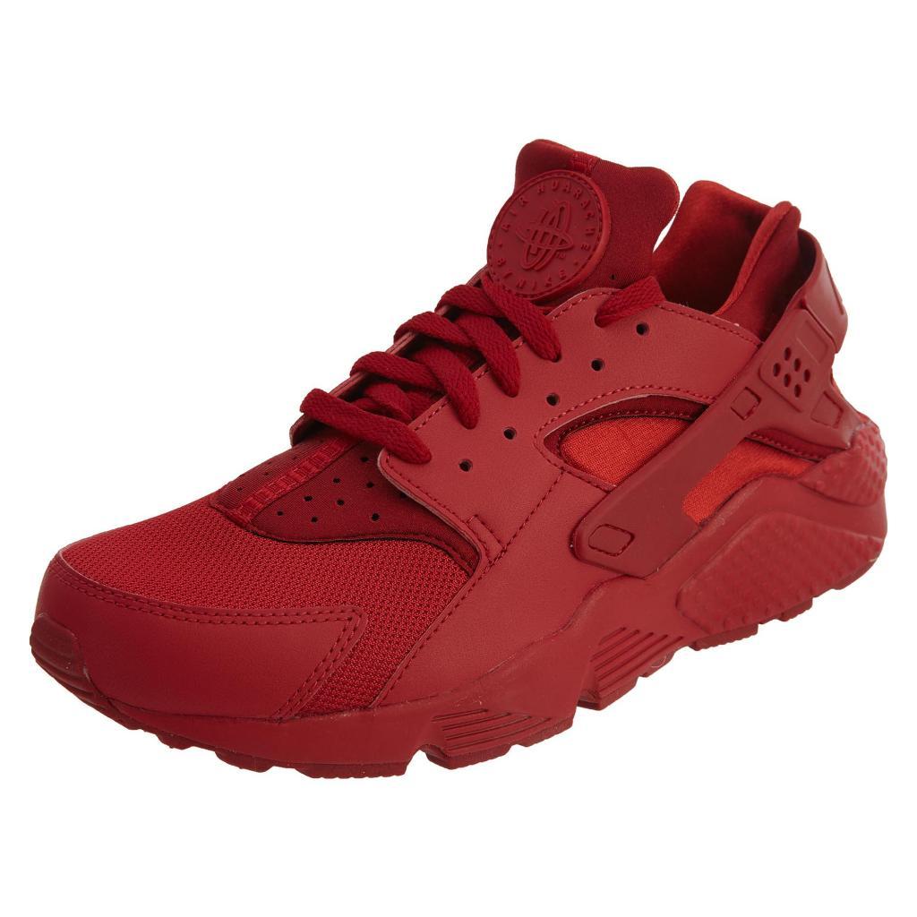 62767cd108806 Nike Air Huarache Triple Red
