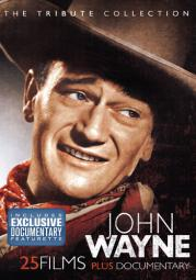 John wayne-tribute collection (dvd/4 disc/25 movies)          nla DMV52422D