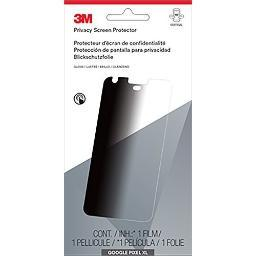 3m mobile interactive solution mppgg004 privacy screen protector for pixel xl phone
