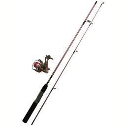 Zebco / Quantum Spladyhta,08,Bp6 Zebco / Quantum Spladyhta,08,Bp6 Ladies 20Sz 5'6 Spinning Combo W/Tackle